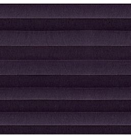 Pleated Voile Grape